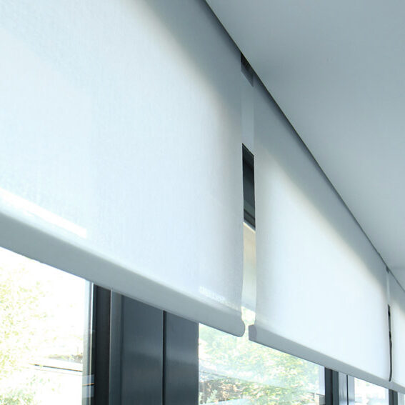 Concealing Blinds