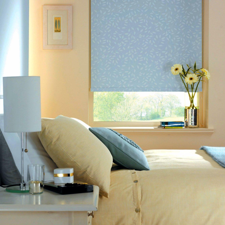 Blackout bedroom roller blind