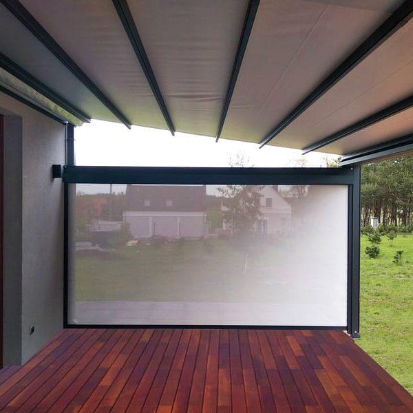 Pergola Cover for garden terrace